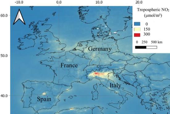 cattive abitudini fuori casa - Relazione tra Covid-19, muffa e inquinamento dell'aria 4