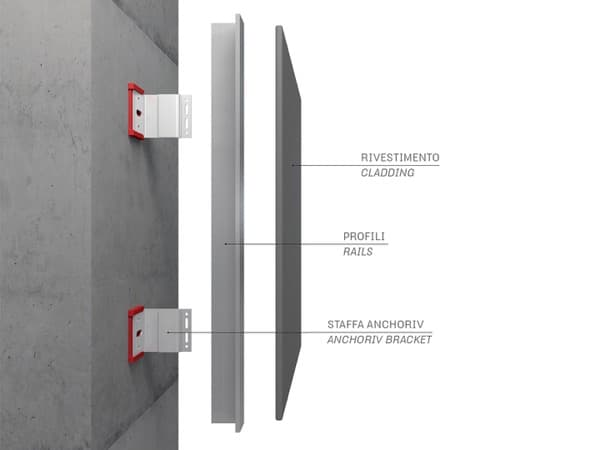 costruire in laterizio - Costruire o ricostruire con laterizio rettificato e facciata ventilata 10
