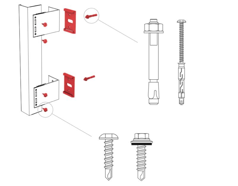 costruire in laterizio - Costruire o ricostruire con laterizio rettificato e facciata ventilata 16