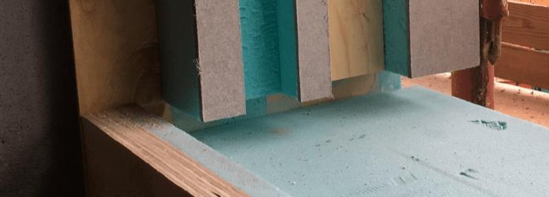casa passiva - Serramento per casa passiva in monoblocco su misura 24