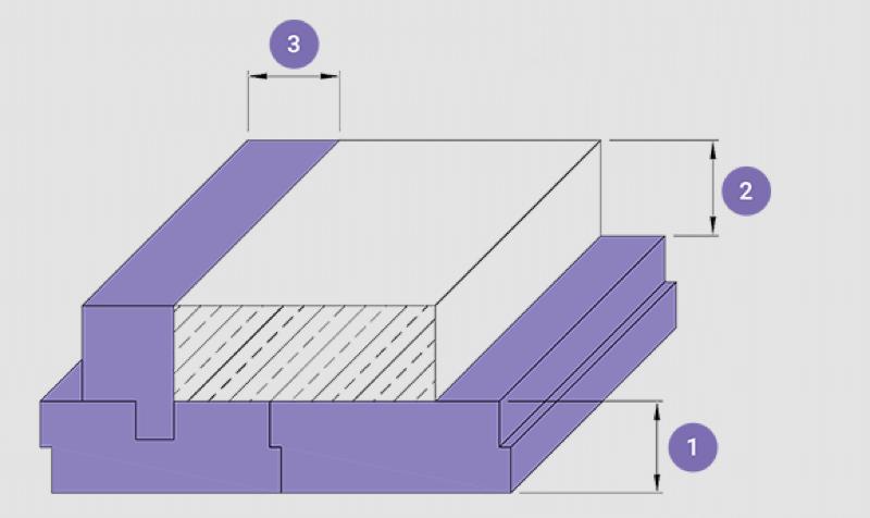 casa passiva - Soluzioni di isolamento per la platea di una Casa Passiva in laterizio 6
