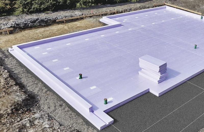 EDIFICIO & TIPOLOGIA COSTRUTTIVA : - Soluzioni di isolamento per la platea di una Casa Passiva in laterizio 8
