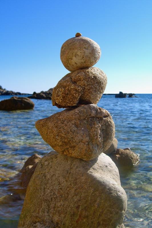 Architettura - L' isolation en granit devient une maison de vacances en Corse 224