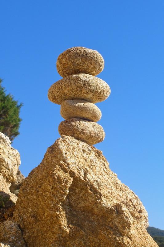 Architettura - L' isolation en granit devient une maison de vacances en Corse 216