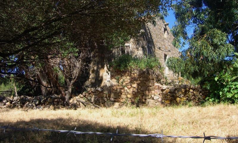 Architettura - L' isolation en granit devient une maison de vacances en Corse 80