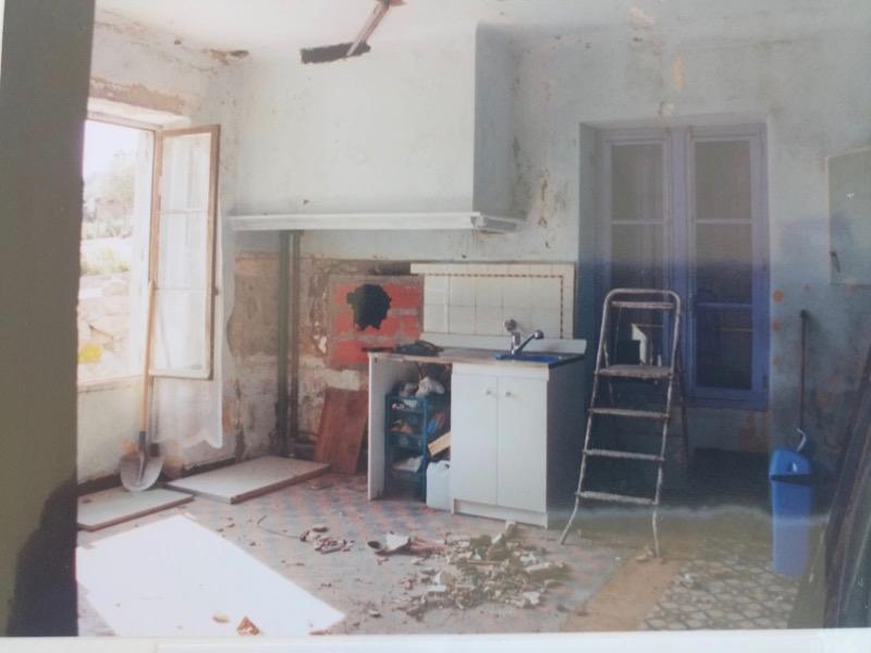 coibentazione contro il caldo - L'isolamento in granito diventa casa per vacanze in Corsica 146