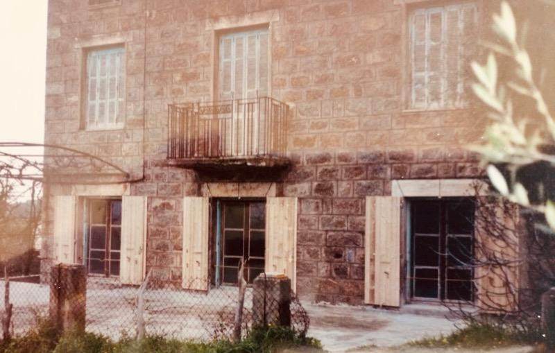 coibentazione contro il caldo - L'isolamento in granito diventa casa per vacanze in Corsica 178