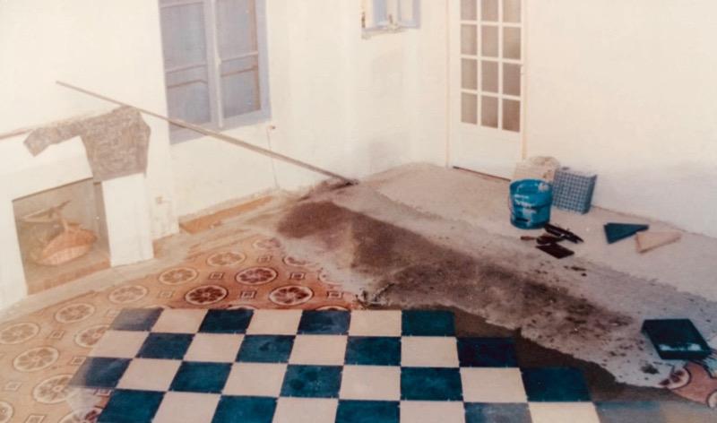 coibentazione contro il caldo - L'isolamento in granito diventa casa per vacanze in Corsica 150