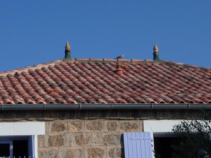 coibentazione contro il caldo - L'isolamento in granito diventa casa per vacanze in Corsica 100
