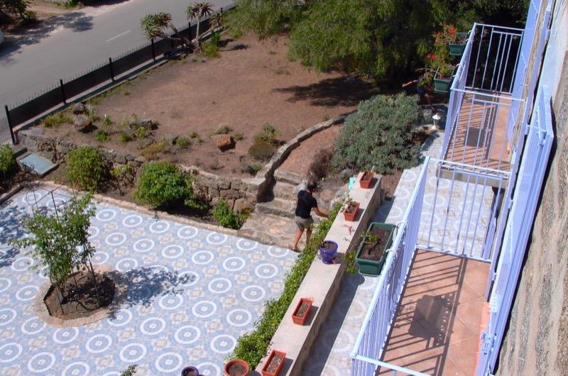 Architettura - L' isolation en granit devient une maison de vacances en Corse 166