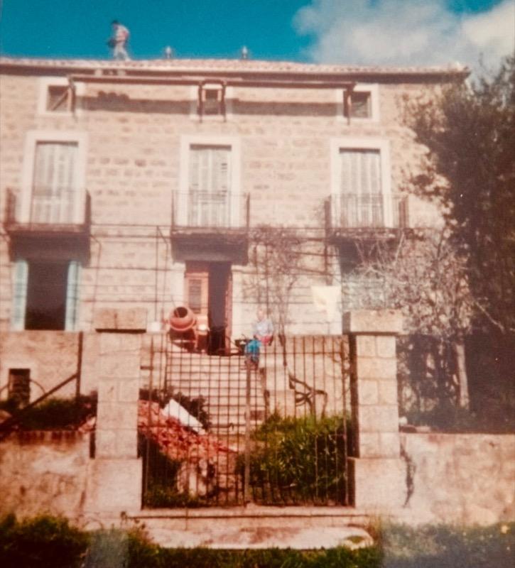 Architettura - L' isolation en granit devient une maison de vacances en Corse 96