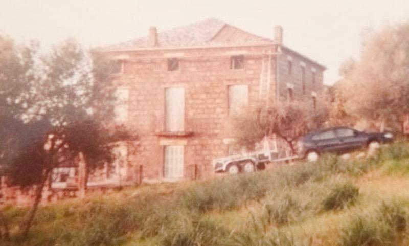 coibentazione contro il caldo - L'isolamento in granito diventa casa per vacanze in Corsica 96