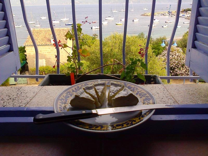 coibentazione contro il caldo - L'isolamento in granito diventa casa per vacanze in Corsica 142