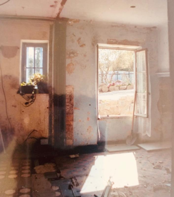 Architettura - L' isolation en granit devient une maison de vacances en Corse 140