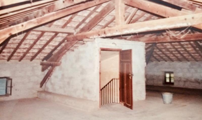 coibentazione contro il caldo - L'isolamento in granito diventa casa per vacanze in Corsica 110