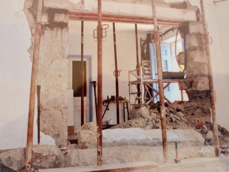 coibentazione contro il caldo - L'isolamento in granito diventa casa per vacanze in Corsica 148