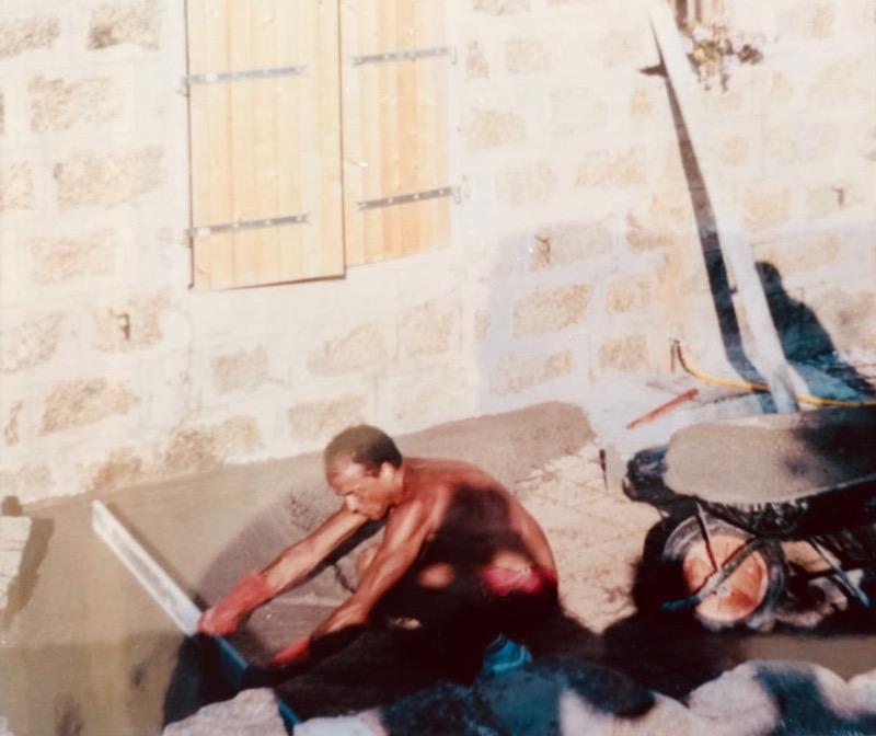 coibentazione contro il caldo - L'isolamento in granito diventa casa per vacanze in Corsica 188