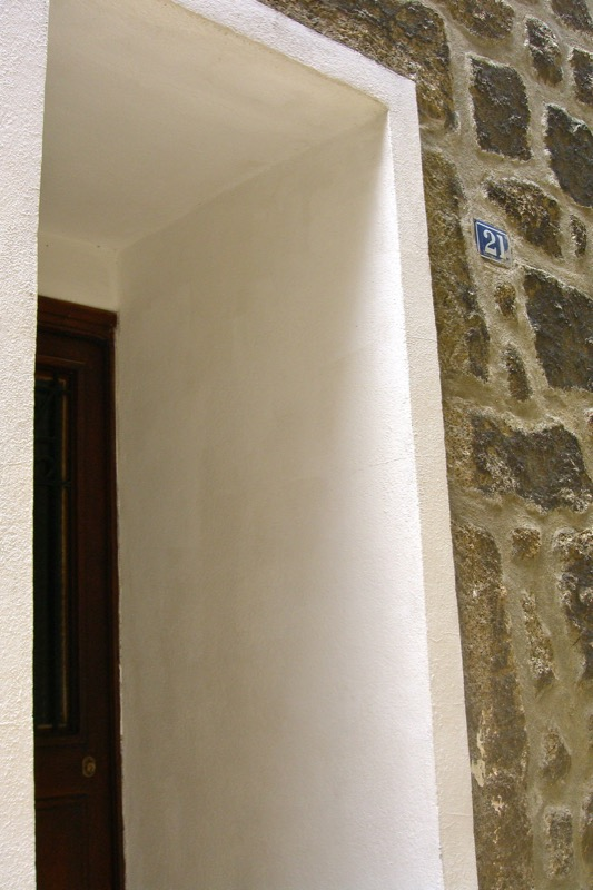 coibentazione contro il caldo - L'isolamento in granito diventa casa per vacanze in Corsica 22