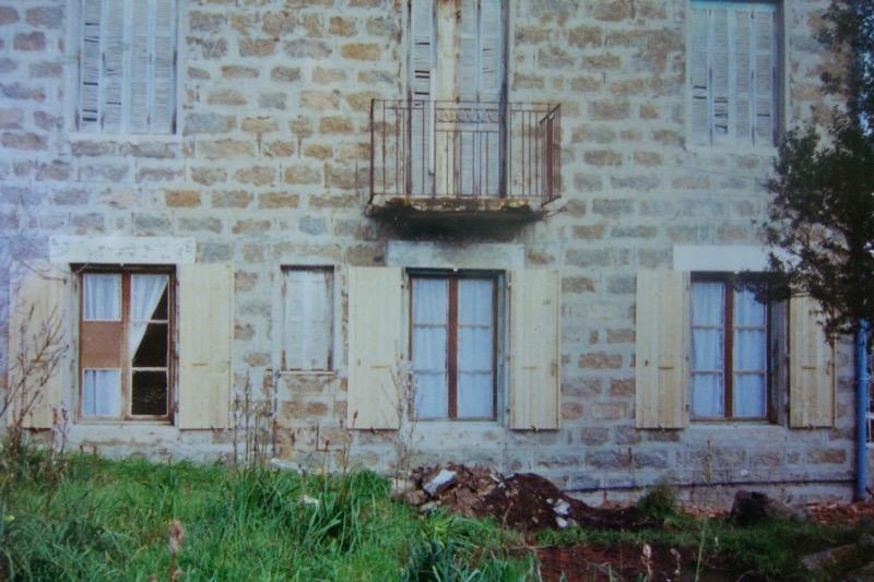 Architettura - L' isolation en granit devient une maison de vacances en Corse 154