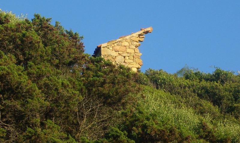 coibentazione contro il caldo - L'isolamento in granito diventa casa per vacanze in Corsica 80