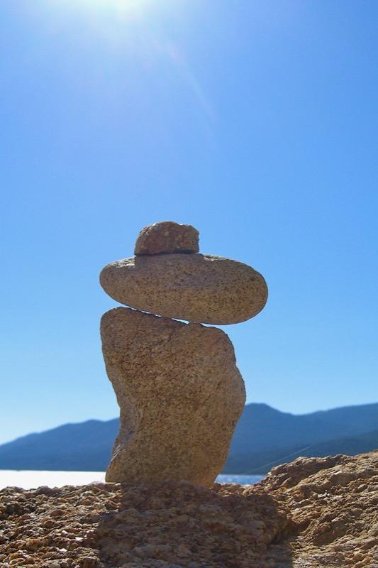 coibentazione contro il caldo - L'isolamento in granito diventa casa per vacanze in Corsica 224