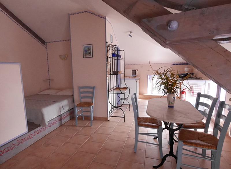 coibentazione contro il caldo - L'isolamento in granito diventa casa per vacanze in Corsica 128