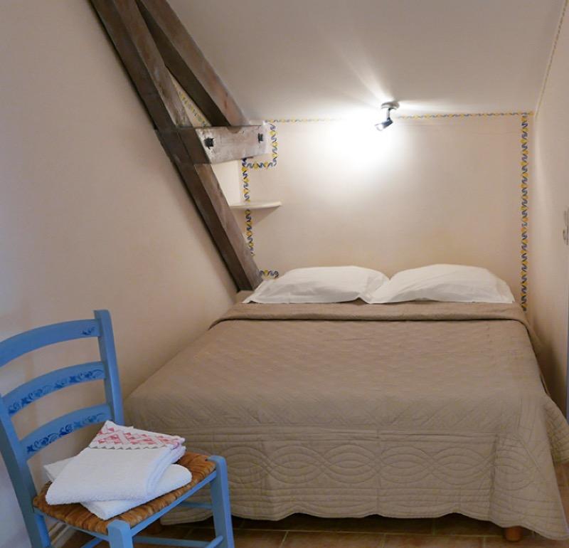 coibentazione contro il caldo - L'isolamento in granito diventa casa per vacanze in Corsica 114